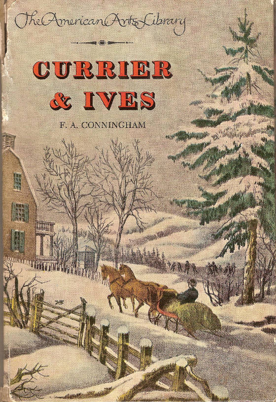 Currier & Ives - F.A.Conningham