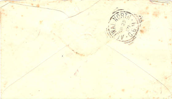 Aliwal North / C.G.H. Reverse Cancel