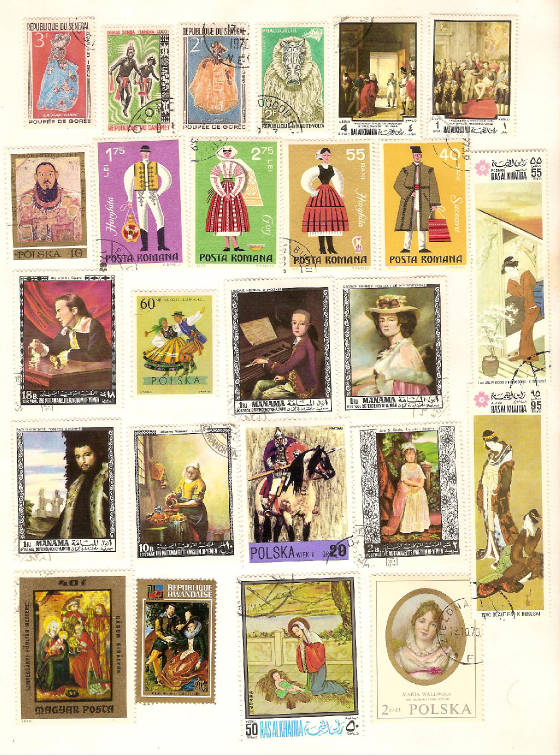 Stamps everything else for Broadly farcical