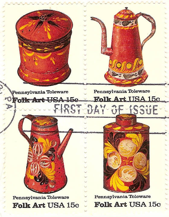Toleware FDC Block of Four