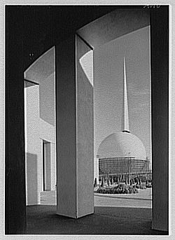1939 NY World's Fair Tryon & Perisphere