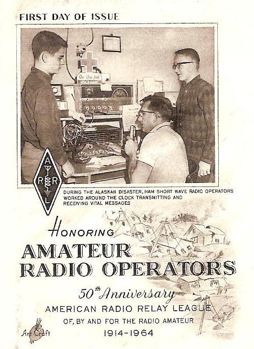 Amateur Radio 1914 - 1964
