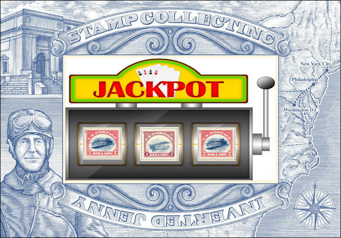 The Post Office Jackpot Lottery